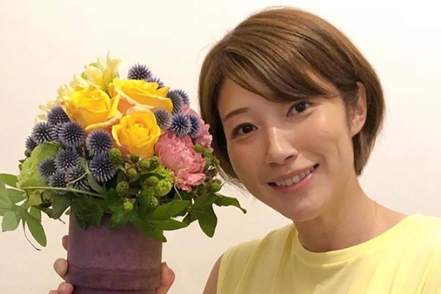 元バレー日本代表・狩野舞子、栗原恵の小顔っぷりに驚愕「本当に隣に並びたくないよ」   ENCOUNT
