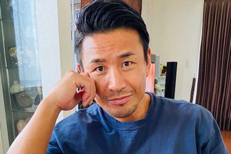 魔裟斗、磨き上げた彫刻ボディー公開 ファン驚き「キレッキレですね!」「腹斜筋スゴ」 | ENCOUNT