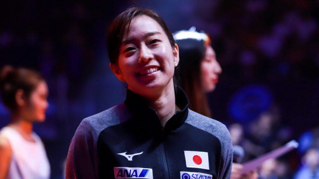 石川佳純、28歳のバースデーに笑顔で感謝 平野早矢香さんからは「可愛い 惚れる笑笑」   卓球メディア Rallys(ラリーズ)
