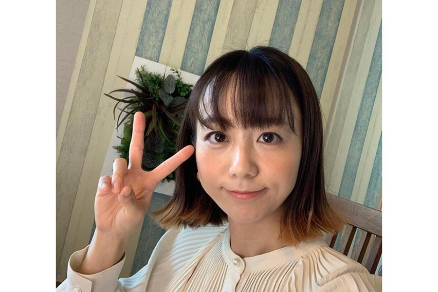 福田萌、「もうすぐお別れ」電動ママチャリ姿を公開「買い物スタイル激カワ!」の声 | ENCOUNT
