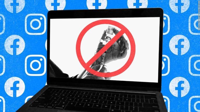 CNN.co.jp : フェイスブックやインスタグラム、ワクチン偽情報の投稿やまず - (1/2)